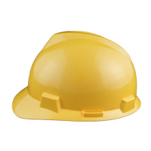Good Quality for Safety Helmet construction industrial V type safety helmet supply to Mauritius Importers