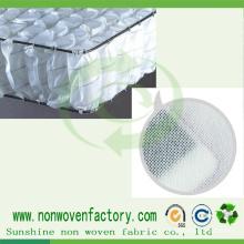 Material não tecido do polipropileno do pano 100% da tela dos PP