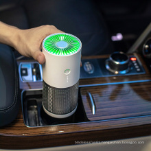 BeON Portable Mini Air Cleaner Negative Ions Ionizer Air Purifiers for Car Odor
