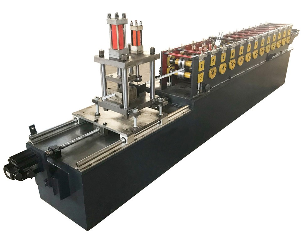 Tracking Roll Forming Machine