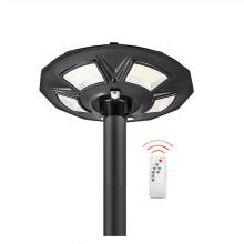 Outdoor waterproof 100w300w UFO led solar garden light
