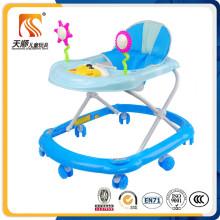 China Nuevo modelo barato Baby Walker con 8 ruedas