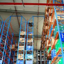 Système de défilement d'entrepôt de vente chaude de support de VNA