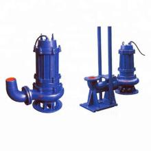 WQ-Serie Abwasserpumpen aus Gusseisen, Preis für Abwasserpumpen, Pumpenabwasser