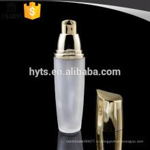 Основа 35мл лосьон стеклянная бутылка с УФ опрыскиватель