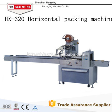 Empaquetadora del caramelo duro del flujo automático horizontal