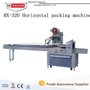 Machine à emballer dure horizontale de sucrerie de flux automatique