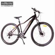 1000w BAFANG mid drive Nueva bici eléctrica del camino del diseño con la batería ocultada, bicicleta eléctrica de la montaña