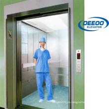 Paciente seguro médico de alta calidad cómoda cama ascensor