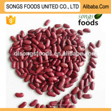 Soya beans white and red kidney beans