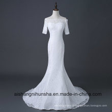 Sexy Lace Mermaid Wedding Dress Robe Marriage Wedding Dress