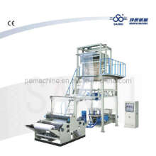 Single Layer Film Machine with Rotary Head (CE)