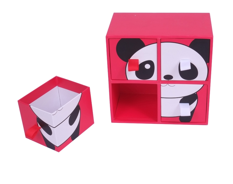 Hot Selling Large 4 Case Packaging Box 4