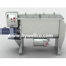 Ribbon Blender for Granule