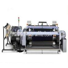 Automatic high speed rapier loom can weave heavy fabric efficiencyily
