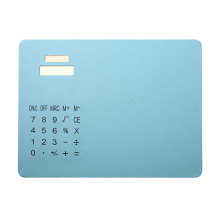 8 Digits Solar Power Mouse Pad Calculator