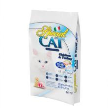 Heat Seal Side Gusset Bag Customized Printed Pet Bag with Logo