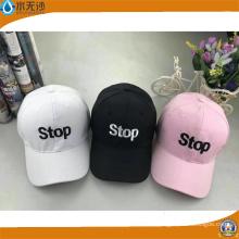 Sombreros de algodón de los hombres del OEM Gorra de béisbol promocional del deporte de la moda del golf