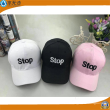 OEM Men Cotton Hats Golf Promotional Fashion Sport Baseball Cap