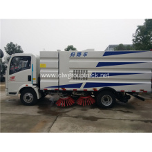 HOWO 4x2 sweeper-washer vehicle