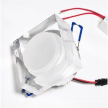 Ce rohs новый дизайн 3led 85-265v 110v 220v 3w регулируемый светодиодный светильник