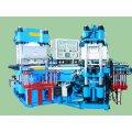 Vakuum-Silikon-Gummi-Spritzguss-Hydraulikpresse Vulkanisiermaschine