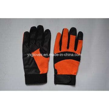 Work Glove-Safety Glove-Mechanic Glove-PU Glove-Safety Gloves-Industrial Glove-Labor Glove