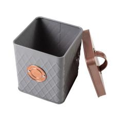 Square Tin Jewelry Box Bulk