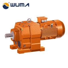 Fabricant de moteur de réducteur de vitesse d'engrenage à vis sans fin unique à extrémité élevé