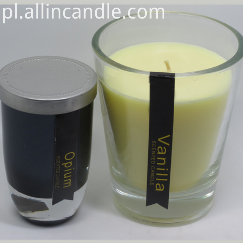 Mosquito Oil Candle