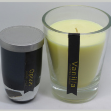 Citronella Oil Candle in Glass Jar