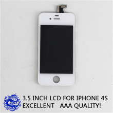 Alta qualidade para iPhone 4S LCD com Touch Screen completa