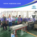 Grânulos plásticos Waste que fazem a máquina