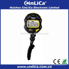 20 volta memória grande cronômetro digital cronômetro marca com blister cartão