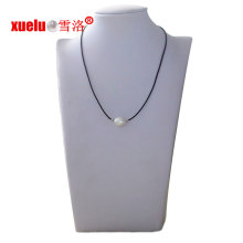 Moda Cheap Leather Pearl Necklace Jewelry Wholesale