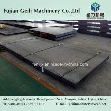Structure de construction Plaque en acier (laminoir)
