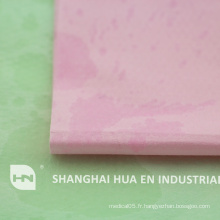 Des housses d'appui-tête jetables en poly / papier approuvés par la FDA de haute qualité avec de nombreuses couleurs