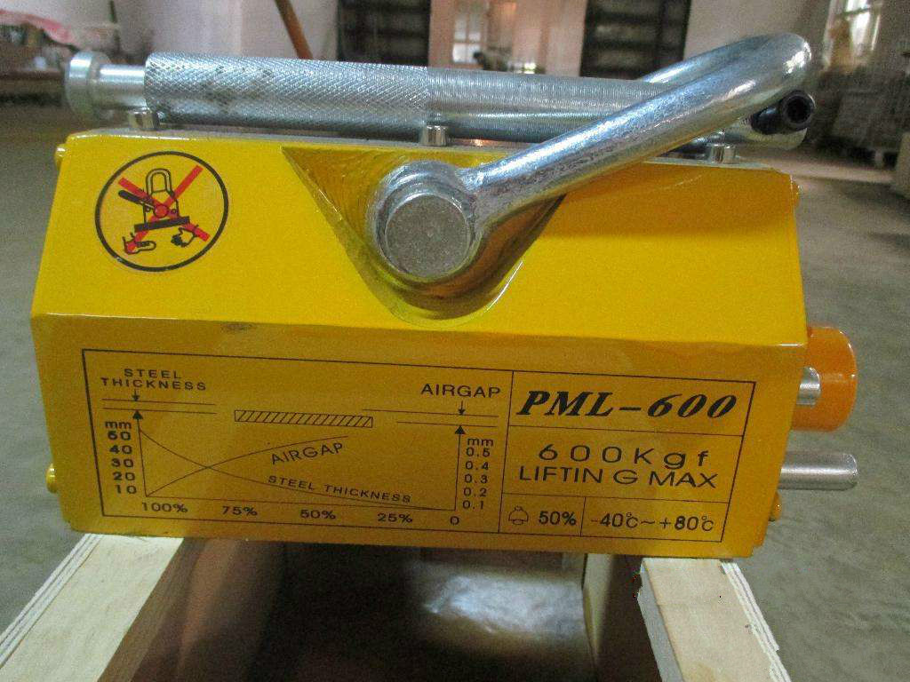 magnetic hand lifter