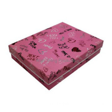 2014 decorative gift wrapping box