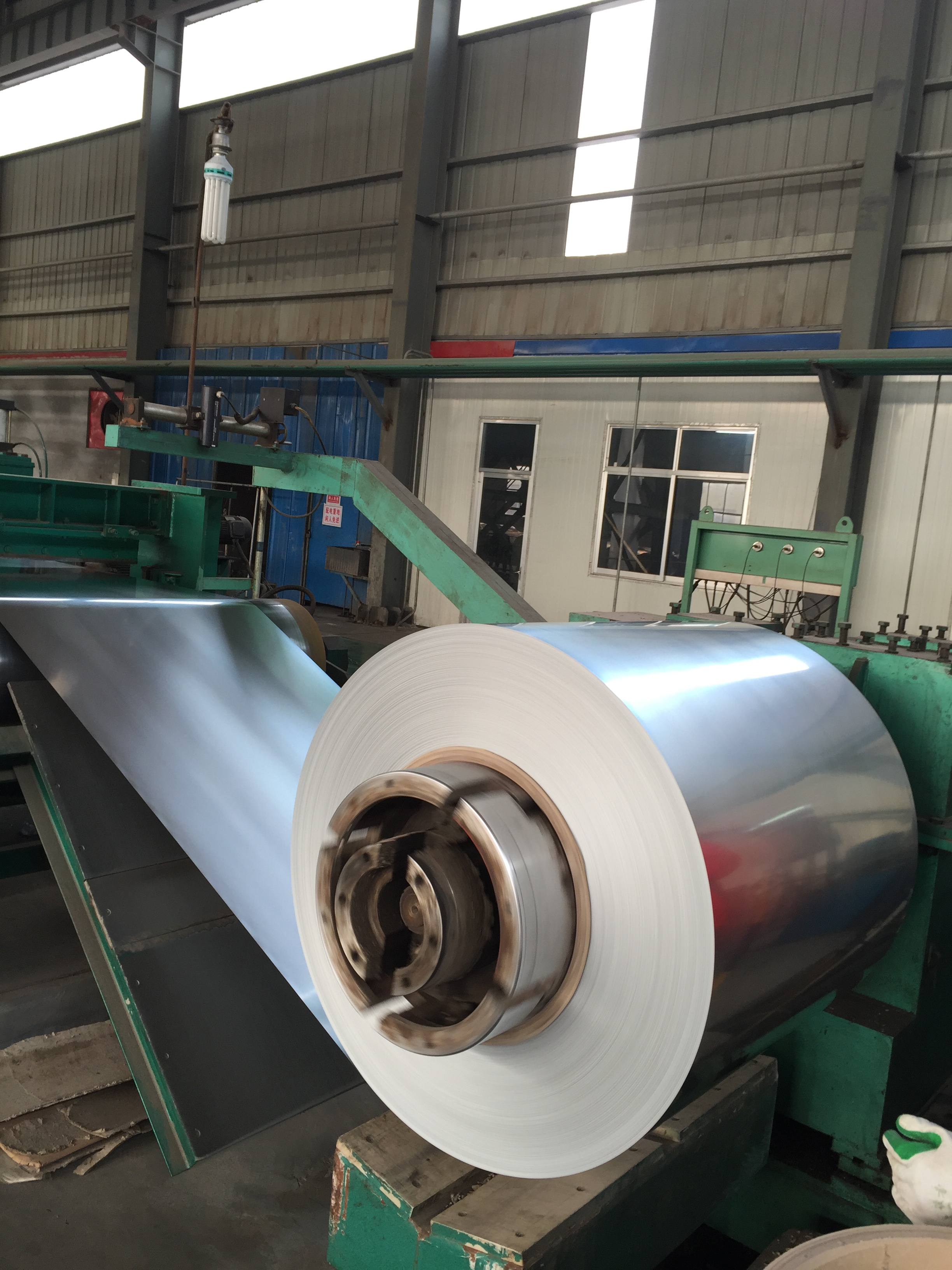 New Zinc Coated Hot Dipped Galvanized Steel Coil/Sheet