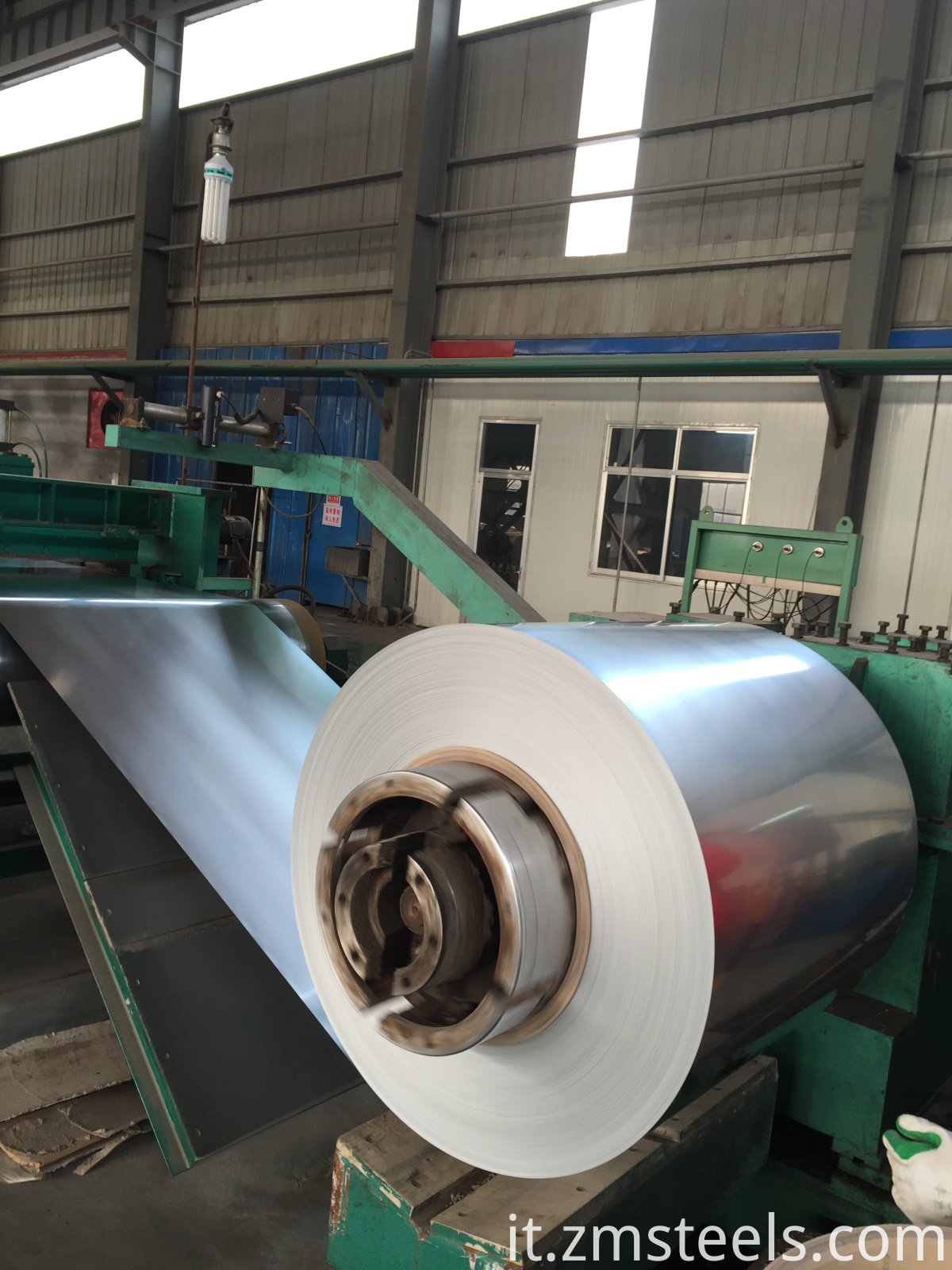 zinc coated pre-painted steel coil