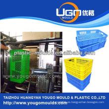 Zhejiang taizhou huangyan moldes de contenedores de almacenamiento y 2013 Nuevo hogar de inyección de plástico caja de herramientas molde mouldyougo