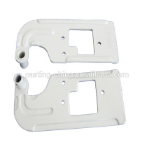 Cast steel alloy mother-son hinge