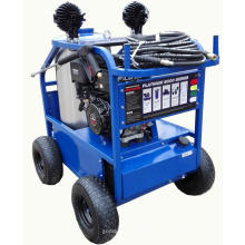 pressure washing cleaner with Briggs gas Engine
