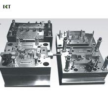 Le moulage par injection en plastique de haute précision moule des pièces de rechange adaptées aux besoins du client