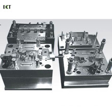 High Precision Plastic Injection Molds Spare Parts Mould Custom-Made