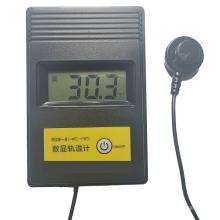Controlador de temperatura digital de instalación de carril