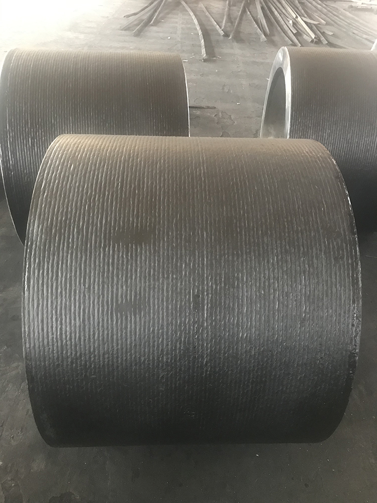 Chromium Carbide Crusher Roll