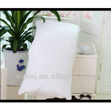 white stripe cheap solid color bolster