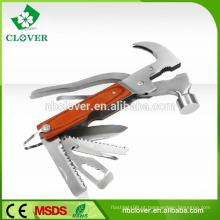 Emergência, segurança, usando, multi, função, ferramenta, martelo